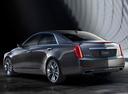 Фото авто Cadillac CTS 3 поколение, ракурс: 135 цвет: серый