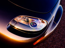 Фото авто Mazda MX-5 NC, ракурс: передние фары