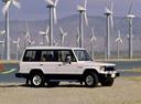 Фото авто Mitsubishi Pajero 1 поколение, ракурс: 270