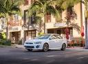 Фото авто Mitsubishi Lancer X [2-й рестайлинг], ракурс: 45 цвет: белый