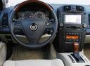 Фото авто Cadillac CTS 1 поколение, ракурс: рулевое колесо