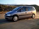 Фото авто Opel Zafira A, ракурс: 90