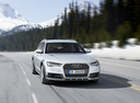 Фото авто Audi A6 4G/C7 [рестайлинг], ракурс: 315 цвет: серебряный