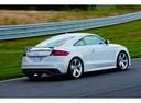 Фото авто Audi TT 8J [рестайлинг], ракурс: 225 цвет: белый