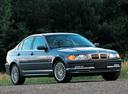 Фото авто BMW 3 серия E46, ракурс: 315 цвет: мокрый асфальт
