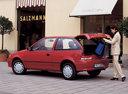 Фото авто Suzuki Swift 2 поколение [рестайлинг], ракурс: 90