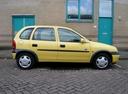 Фото авто Opel Corsa B [рестайлинг], ракурс: 270