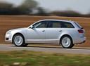 Фото авто Audi A6 4F/C6, ракурс: 90 цвет: серебряный