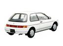 Фото авто Toyota Tercel L40, ракурс: 225 цвет: белый