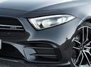 Фото авто Mercedes-Benz CLS-Класс C257, ракурс: передние фары цвет: черный