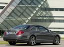 Фото авто Mercedes-Benz CL-Класс C216 [рестайлинг], ракурс: 225 цвет: серый