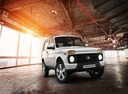 Новый ВАЗ (Lada) 4x4, белый , 2017 года выпуска, цена 532 800 руб. в автосалоне