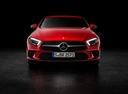 Фото авто Mercedes-Benz CLS-Класс C257,  цвет: красный