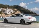 Фото авто Mercedes-Benz CLS-Класс C257, ракурс: 135 цвет: белый