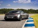 Фото авто Aston Martin Vantage 4 поколение, ракурс: 225 цвет: серый
