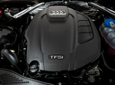Фото авто Audi A4 B9, ракурс: двигатель