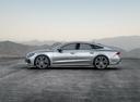Фото авто Audi A7 C8, ракурс: 90 цвет: серебряный
