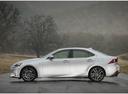 Фото авто Lexus IS XE30, ракурс: 90 цвет: серебряный