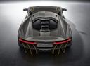 Фото авто Lamborghini Centenario 1 поколение, ракурс: 180 цвет: серый