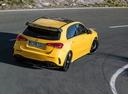 Фото авто Mercedes-Benz A-Класс W177/V177, ракурс: 225 цвет: желтый