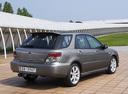 Фото авто Subaru Impreza 2 поколение [2-й рестайлинг], ракурс: 225 цвет: серый