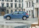 Фото авто Renault Megane 3 поколение [рестайлинг], ракурс: 90 цвет: синий