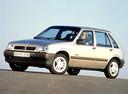 Фото авто Opel Corsa A [2-й рестайлинг], ракурс: 45