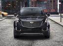 Фото авто Cadillac XT5 1 поколение,  цвет: черный