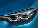 Фото авто BMW 4 серия F32/F33/F36 [рестайлинг], ракурс: передние фары цвет: голубой