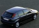 Фото авто Ford Focus 1 поколение [рестайлинг], ракурс: 225 цвет: серый