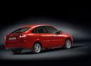 Фото авто ВАЗ (Lada) Granta 1 поколение, ракурс: 225 цвет: красный