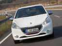 Фото авто Peugeot 208 1 поколение,  цвет: белый