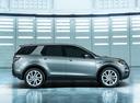 Фото авто Land Rover Discovery Sport 1 поколение, ракурс: 270 цвет: серый