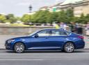 Фото авто Hyundai Genesis 2 поколение, ракурс: 90 цвет: синий
