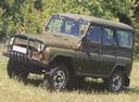 Фото авто УАЗ 3151 1 поколение, ракурс: 45 цвет: зеленый