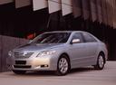 Фото авто Toyota Camry XV40, ракурс: 45 цвет: серебряный