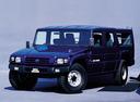 Фото авто Toyota Mega Cruiser BXD20, ракурс: 45
