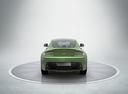 Фото авто Aston Martin Vantage 3 поколение [2-й рестайлинг], ракурс: 180 цвет: салатовый