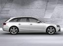 Фото авто Audi A4 B8/8K [рестайлинг], ракурс: 270 цвет: белый