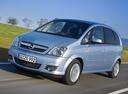 Фото авто Opel Meriva 1 поколение [рестайлинг], ракурс: 45