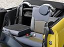 Фото авто Mini Cabrio R57 [рестайлинг], ракурс: задние сиденья