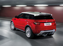 Фото авто Land Rover Range Rover Evoque L538, ракурс: 135 цвет: красный