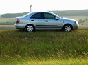 Фото авто Nissan Almera N16 [рестайлинг], ракурс: 270 цвет: серебряный