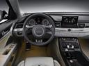 Фото авто Audi S8 D4, ракурс: рулевое колесо