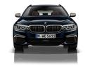 Фото авто BMW 5 серия G30, ракурс: 0 - рендер цвет: синий