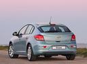 Фото авто Chevrolet Cruze J300 [рестайлинг], ракурс: 135 цвет: серый