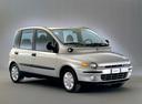 Фото авто Fiat Multipla 1 поколение, ракурс: 315