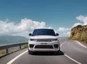 Фото авто Land Rover Range Rover Sport 2 поколение [рестайлинг],  цвет: белый