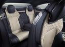Фото авто Bentley Continental GT 3 поколение, ракурс: задние сиденья