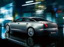Фото авто Jaguar XJ X351, ракурс: 135 цвет: серый